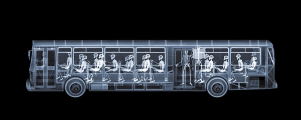 X光作品Bus-全景