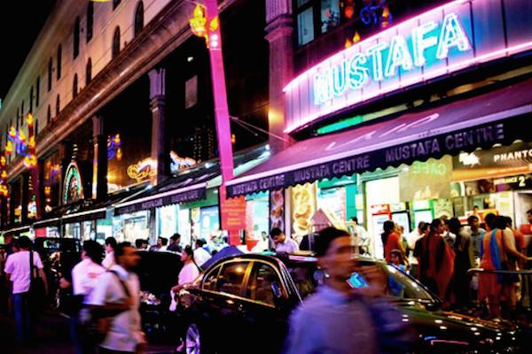 新加坡購物1