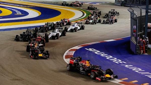 新加坡F1