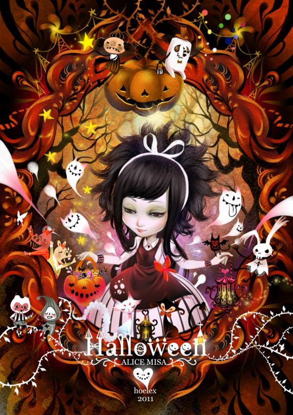 萬聖節畫框系列 - 南瓜裝pumpkin - HOELEX(小).JPG