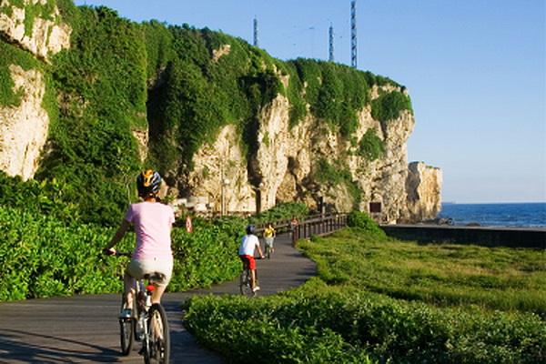 旗津環島(馬雅各)自行車道