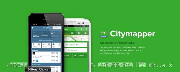 【英國留遊學】倫敦交通小幫手,手機app一把罩