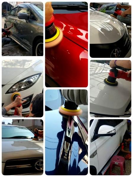 Cars02 - 初階GG6研磨拋光
