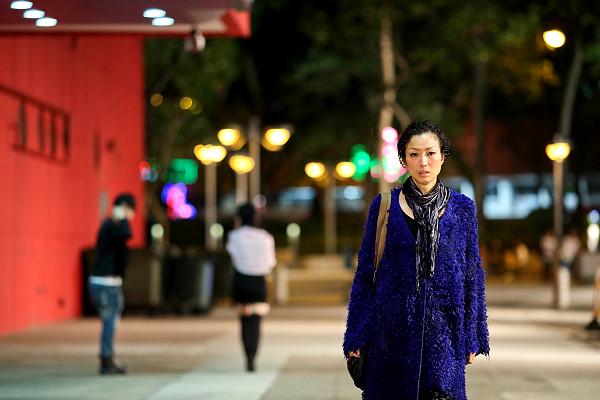 盲探 - 導演杜琪峰大方表示:鄭秀文是他最喜歡最愛合作的香港女演員