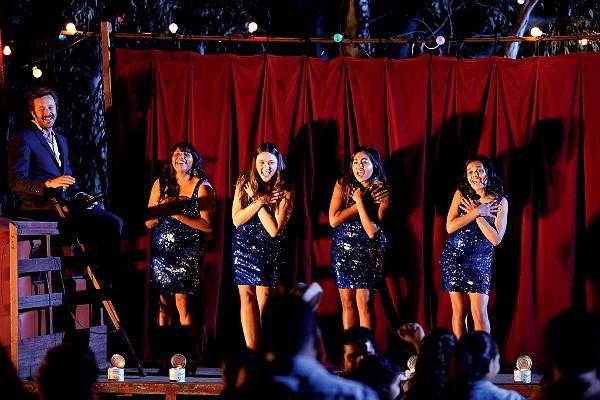 【閃亮女聲】描述4位原住民女孩組成合唱團 前往越南勞軍的故事(2)