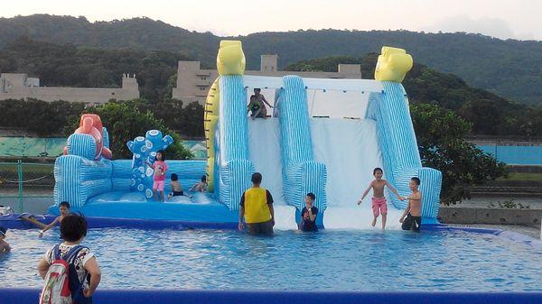▲臺北市衛工處自7月30日至8月14日舉辦「迪化童樂會」親水活動.jpg