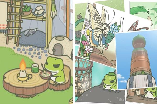 旅行青蛙-1