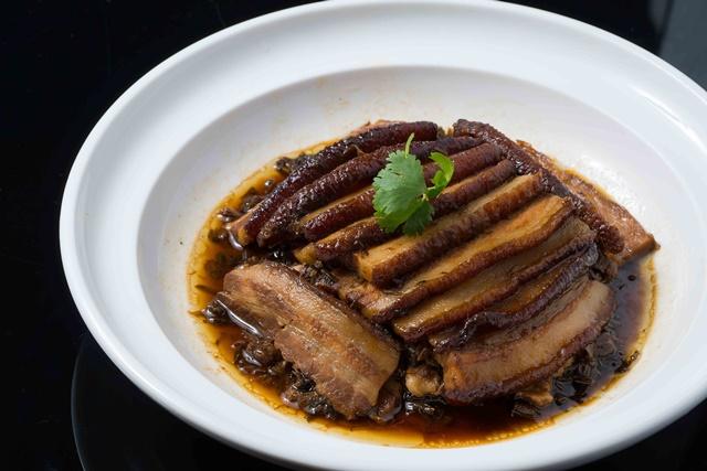 上海醉月樓 常州美食節「常州芋頭糟扣肉」.jpg