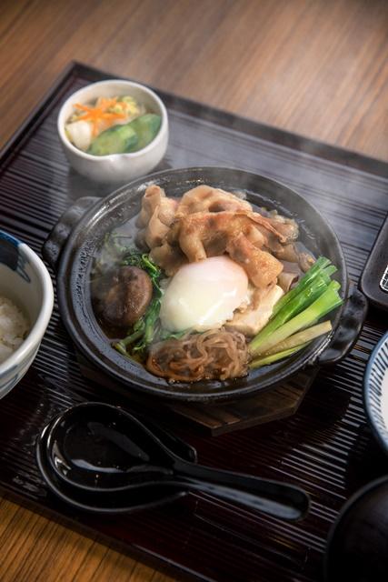 【MAiSEN邁泉豬排】週年紀念新品 - 嚴選豬肉壽喜燒套餐,建議售價NT$370.jpg