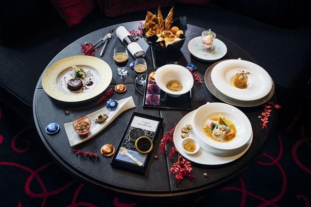 頂級與星級的火花碰撞Nespresso x  侯布雄法式餐廳打造非凡的咖啡創意精緻饗宴.jpg