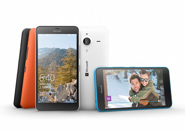 Lumia 640 XL 產品圖1