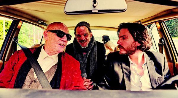 《大藝術家與我》劇照:(圖左)賈斯柏克里斯汀森(圖右)丹尼爾布爾.jpg
