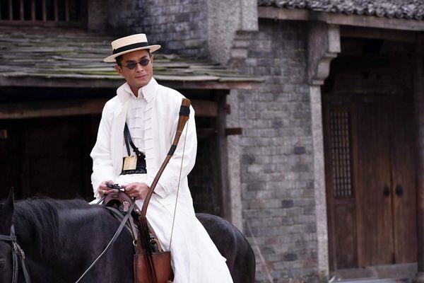 古天樂《危城》演出外表帥氣 內心狠毒的超級反派.JPG