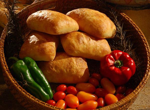 無奶油義大利麵包-2