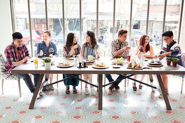 富藝旅Port23餐廳