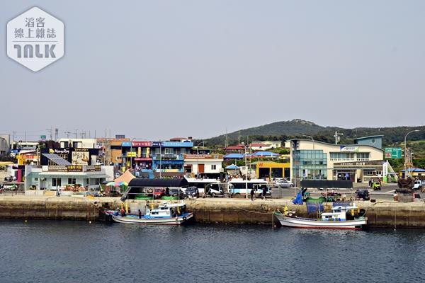 牛島天津港