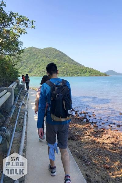 赤徑沿海步道