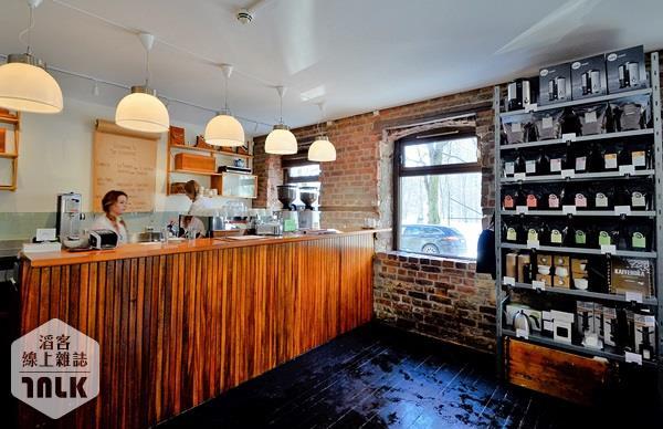 Tim Wendelboe咖啡館