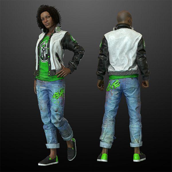 【圖二之二】《絕地求生》以Xbox品牌特色打造專屬角色外觀套件。.jpg