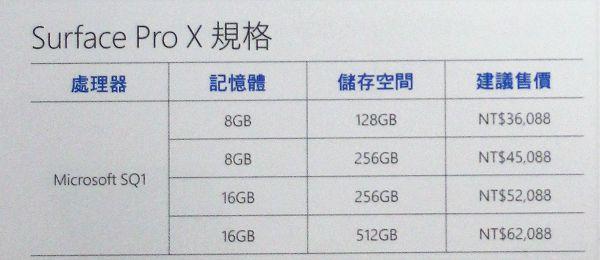 Surface Pro X 版本售價.jpg