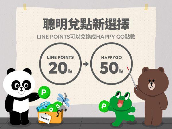 【圖一】LINE Points與HAPPY GO攜手合作讓點數互轉.jpg