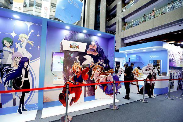 So-net 夏日遊戲祭-攤位.jpg