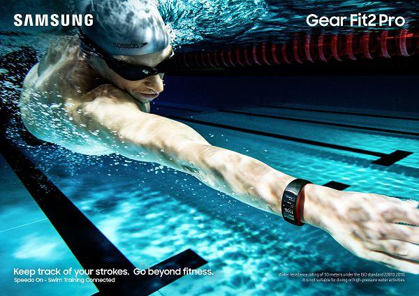 Samsung Gear Fit2 Pro與Speedo攜手合作.jpg