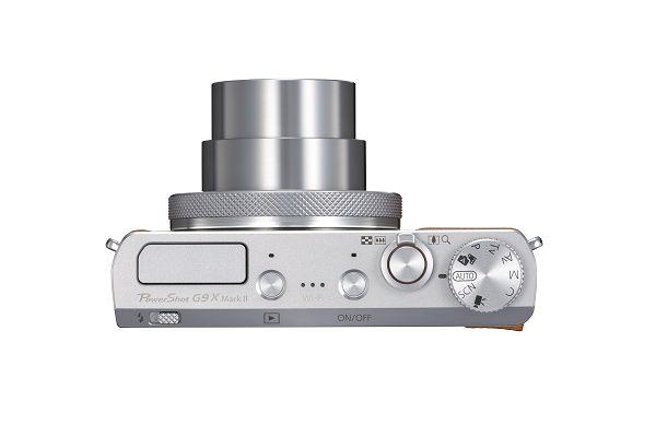 Canon PowerShot G9 X Mark II 銀色產品圖 (6).jpg