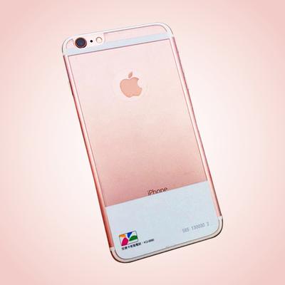 【滔客獨家】免運 現貨❖萬用悠遊卡保護貼(iPhone 6/6s/7/8 Plus系列都有喔)
