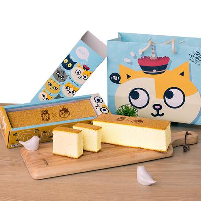 黃阿瑪聯名甜點_日式輕乳酪蛋糕