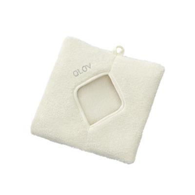 [系統測試] GLOV Comfort 濃妝專用四角卸妝巾