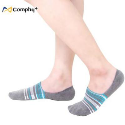流線隱形襪-紳士灰(M/L)