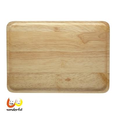 ACACIA 木製餐盤原木色 (大)