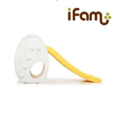 [韓國 Ifam] 蛋型滑梯(黃色or桃紅色)擇一