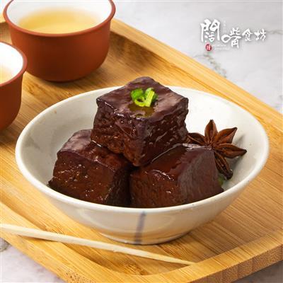 【闊嘴食坊】鮮甜厚干1包 405g