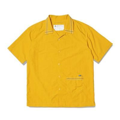[系統測試]B-SIDE OLD FASHION CUBA SHIRT 鎖鏈繡古巴襯衫