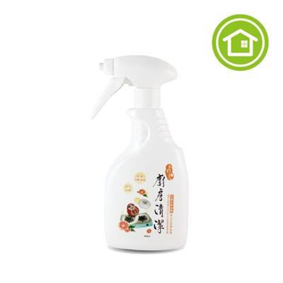 【木酢達人】廚房清潔噴霧350g