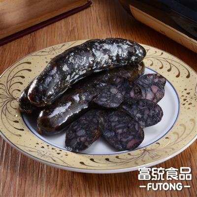【富統食品】墨魚香腸250G/包(5條入)