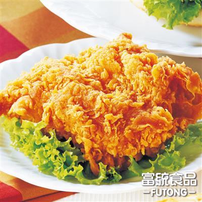 【富統食品】去骨卡啦雞腿排10片/包 (原味/辣味)