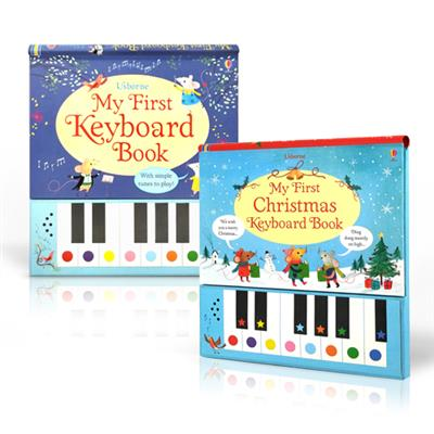 My First Christmas Keyboard Book2款